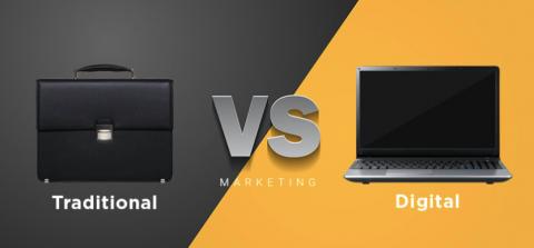 Social Media Marketing vs Traditional Marketing