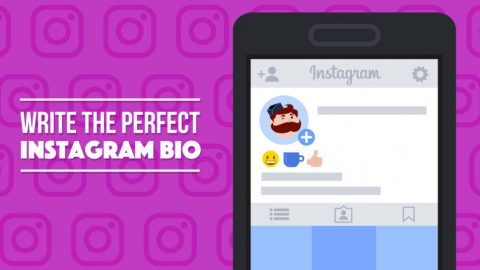 How to make a compiling Instagram bio for business?