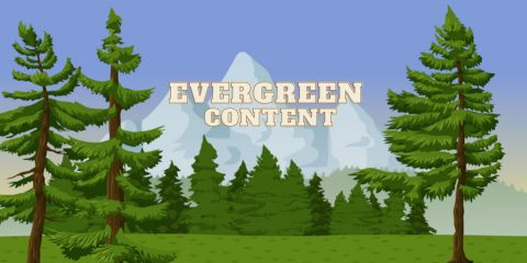 How To Make An Evergreen Content